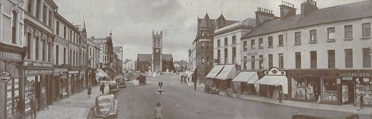 Old Portadown Town 1939