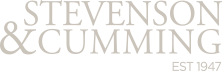 Stevenson And Cumming Logo